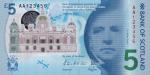 Bank of Scotland Polymer £5
