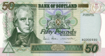 Bank of Scotland - £50 Tercentenary Series
