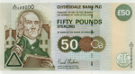 Clydesdale Bank - £50 Famous Scots Series